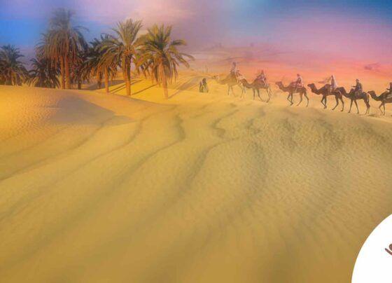 মরুভূমি রমজান ইসলাম আরব