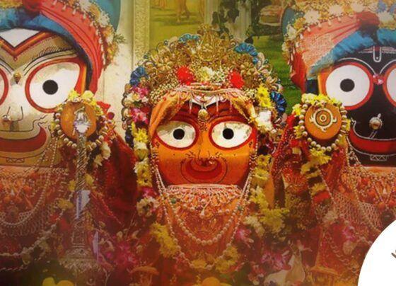জগন্নাথদেব নারায়ণ হিন্দু দেবতা