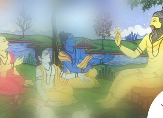 বেদ গুরু সাধু ভক্তি গুরুশিষ্য পরম্পরা